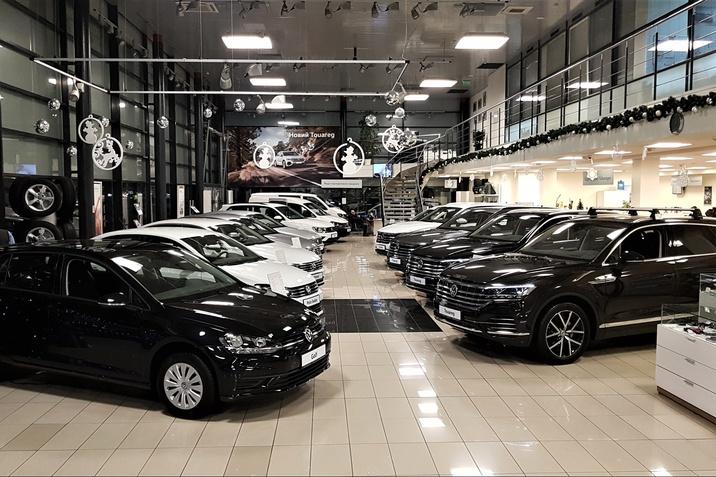 Volkswagen Tiguan, Volkswagen Touareg, Volkswagen Golf і Volkswagen T-Roc в лізинг або кредит