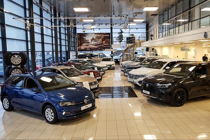 Акційна пропозиція на моделі Volkswagen