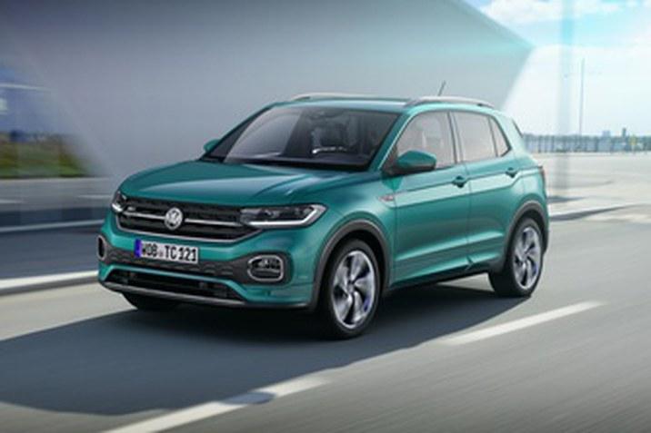 Volkswagen Без Турбот для Нового T-Cross