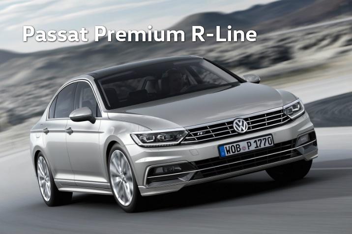 Passat Premium R-Line
