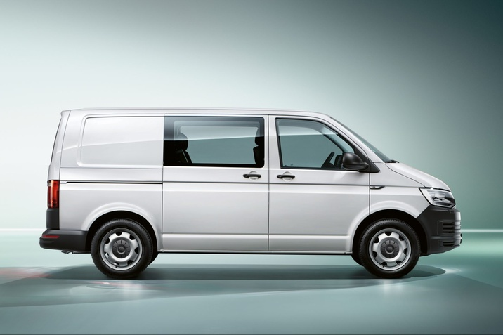 Transporter Van Plus