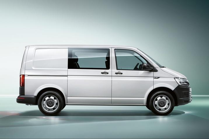 Transporter Van Plus