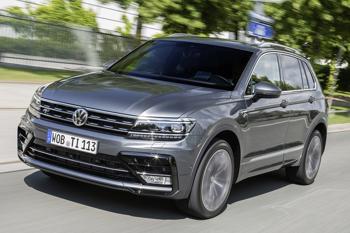 Tiguan Limited Edition
