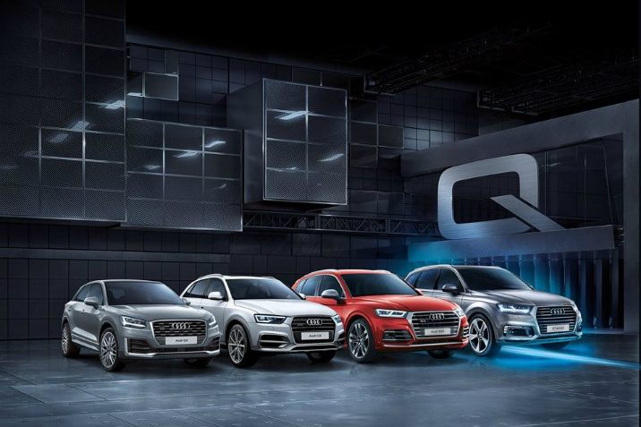 Audi allmodels