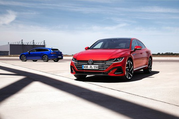 Спеціальна пропозиція Porsche Finance Bonus для легкових автомобілів Volkswagen