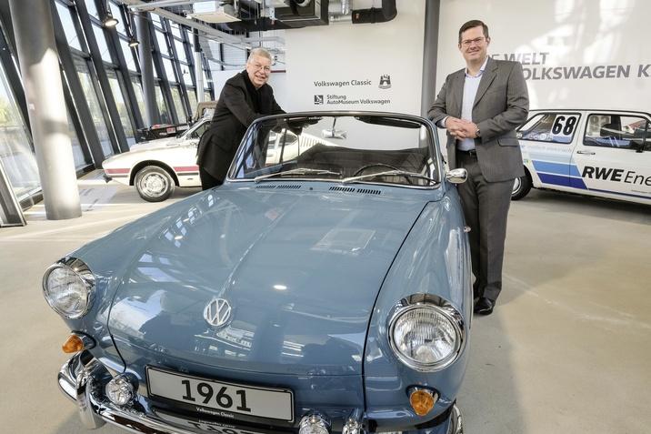 VW 1961 Ghia