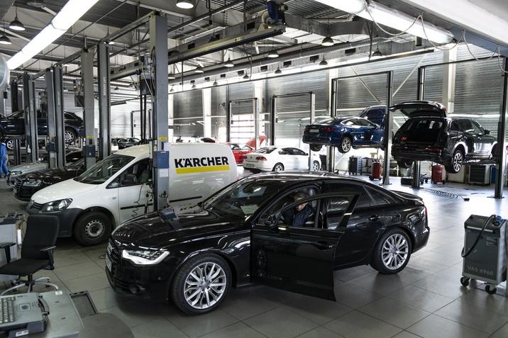 Офіційний сервіс Audi Volkswagen SEAT